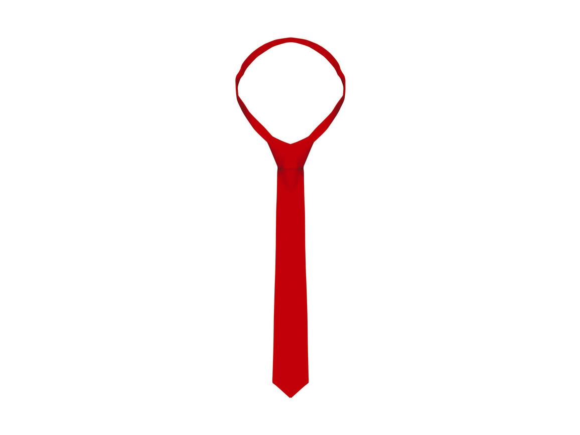 Karlowsky Krawatte, Red, One Size bedrucken, Art.-Nr. 989674000
