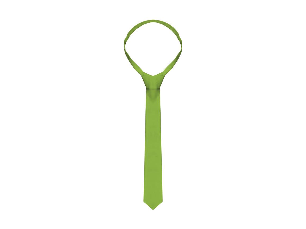 Karlowsky Krawatte, Light Green, One Size bedrucken, Art.-Nr. 989675020
