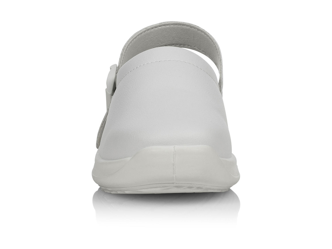 Karlowsky Working Shoes Kapstadt, White, 40 bedrucken, Art.-Nr. 990670003