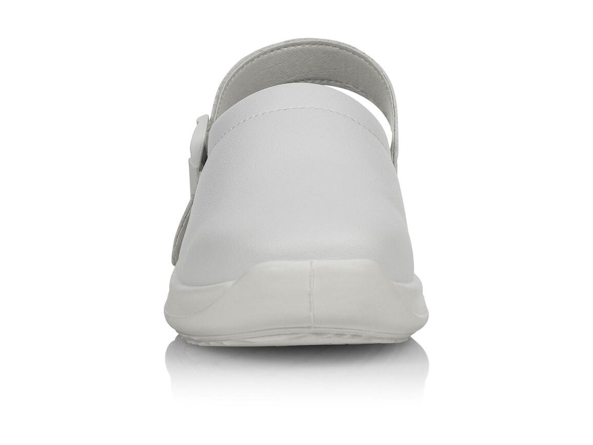 Karlowsky Working Shoes Kapstadt, White, 45 bedrucken, Art.-Nr. 990670008