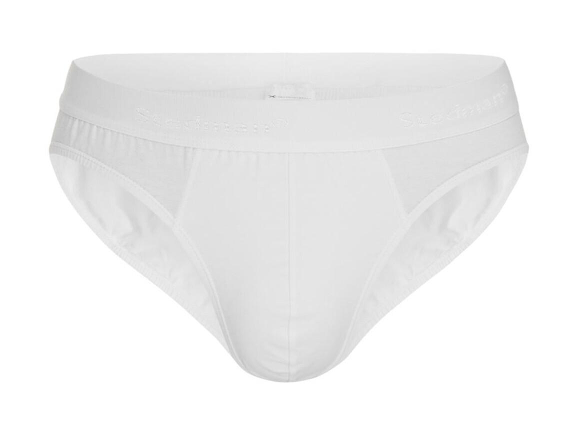 Stedman Dexter Briefs Men (2-Pack), White, XL bedrucken, Art.-Nr. 991050006