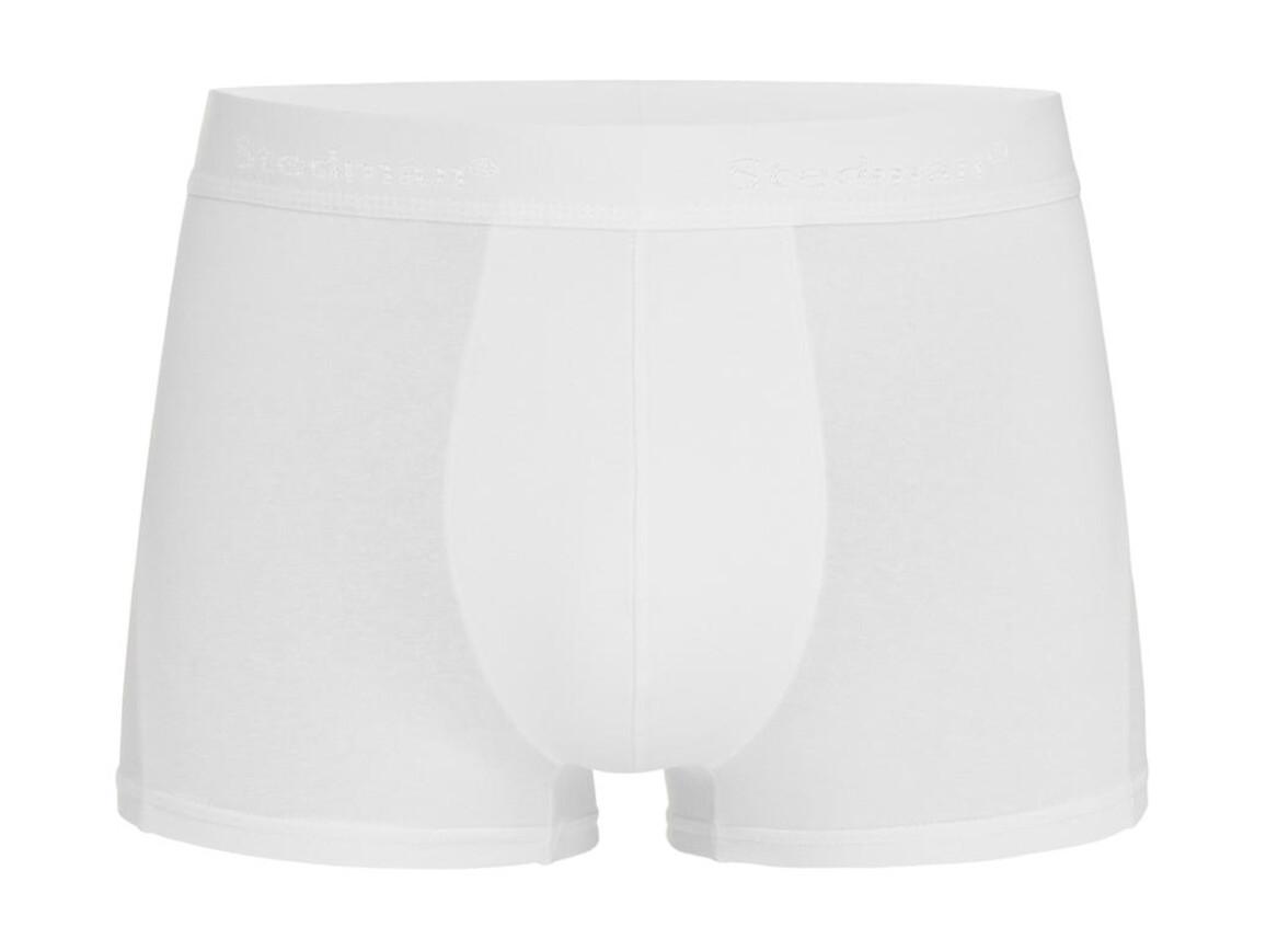 Stedman Dexter Boxers Men (2-Pack), White, 2XL bedrucken, Art.-Nr. 992050007