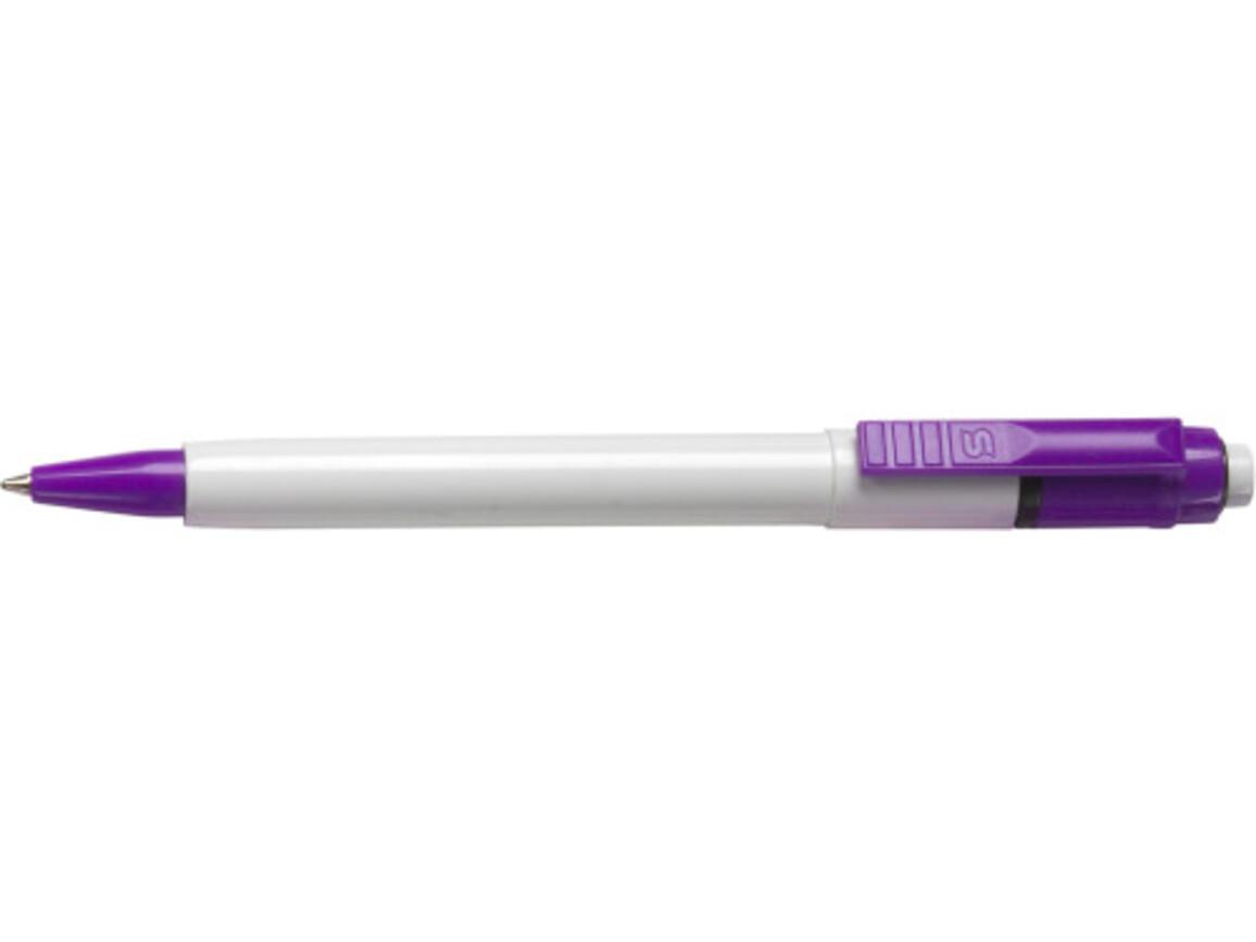 Stilolinea Kugelschreiber 'Jumbo Color Baron' – Violett bedrucken, Art.-Nr. 024999999_2250