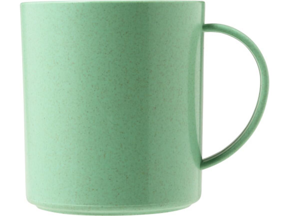 Trinkbecher 'Light' aus PP – Grün bedrucken, Art.-Nr. 004999999_8237
