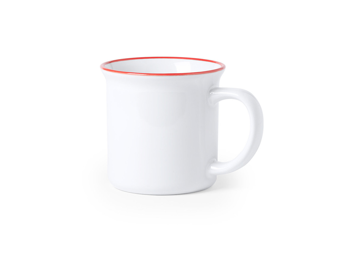 Gover - Sublimations Tasse - ROT bedrucken, Art.-Nr. 6287ROJS/T
