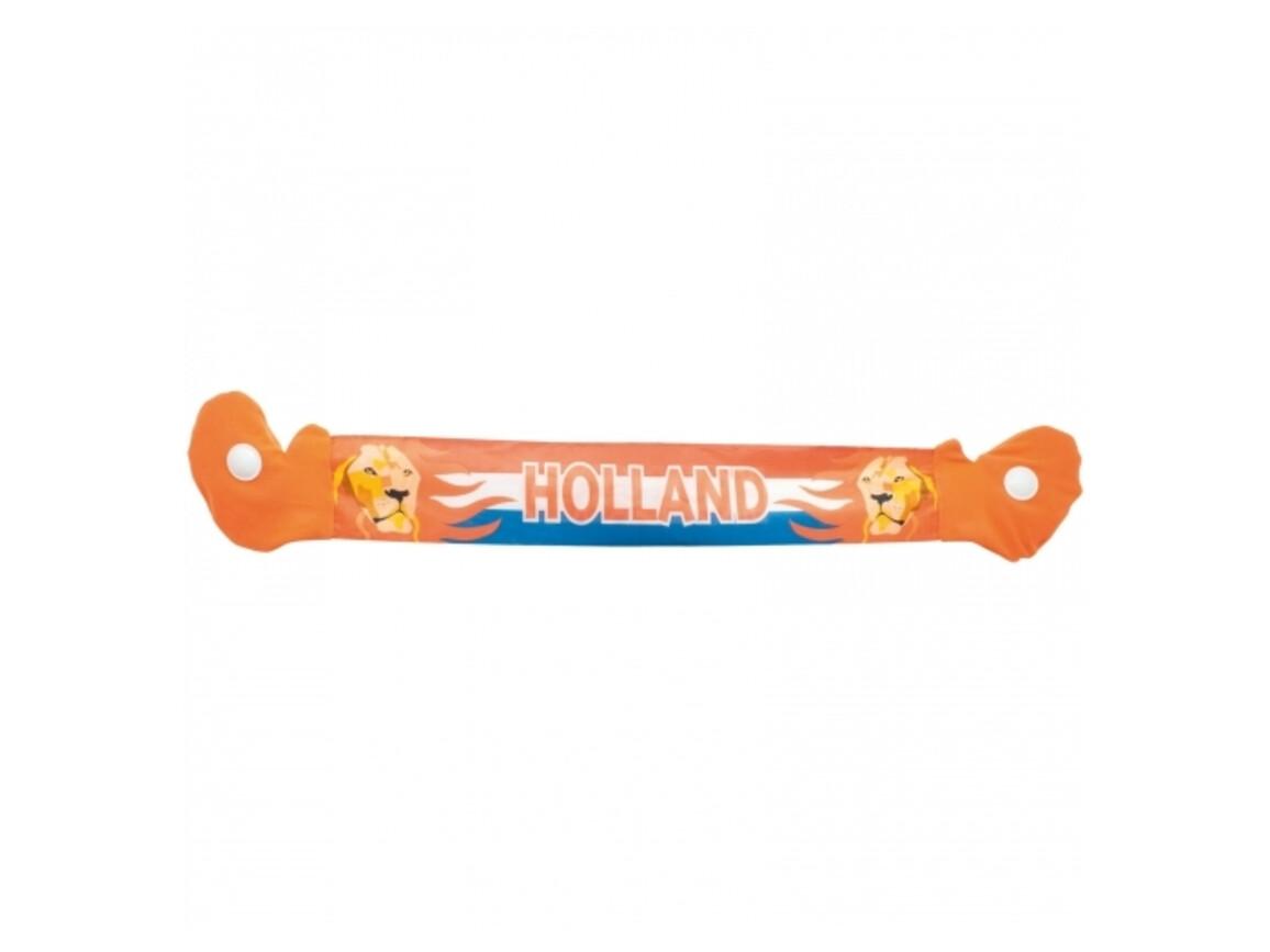 Holland Klappschal - Orange bedrucken, Art.-Nr. LT16631-N0026