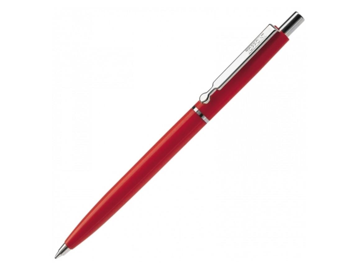Kugelschreiber 925 DP - Rot bedrucken, Art.-Nr. LT80290-N0021
