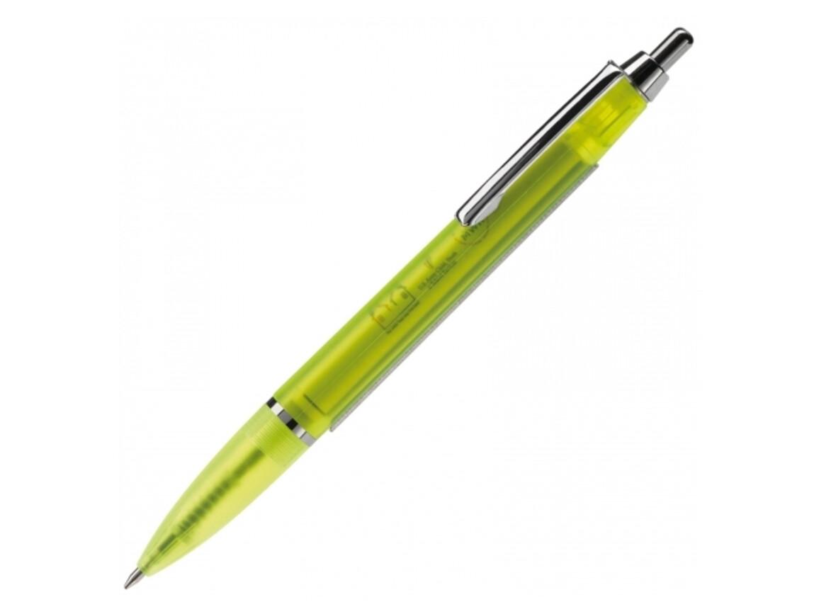 Banner Pen frosty - Gefrostet Gelb bedrucken, Art.-Nr. LT80390-N5441