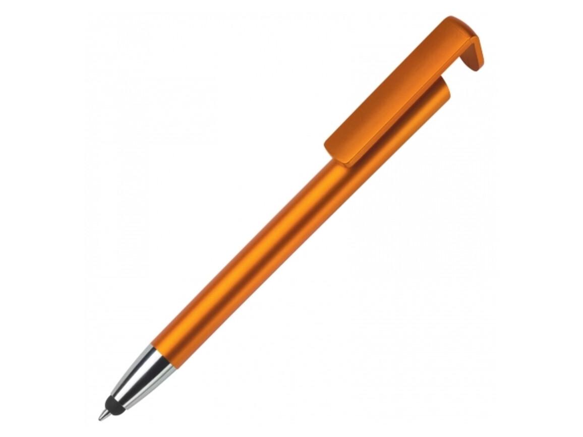 3 in 1 Touch pen - Orange bedrucken, Art.-Nr. LT80500-N0026