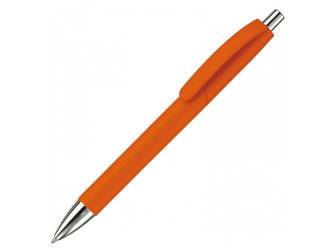 Kugelschreiber Texas Hardcolour - Orange bedrucken, Art.-Nr. LT80506-N0026