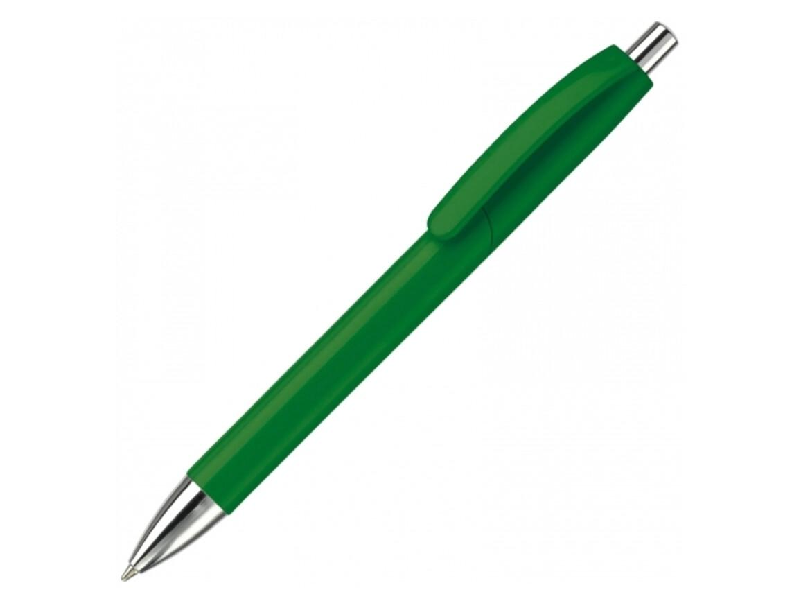 Kugelschreiber Texas Hardcolour - Grün bedrucken, Art.-Nr. LT80506-N0031