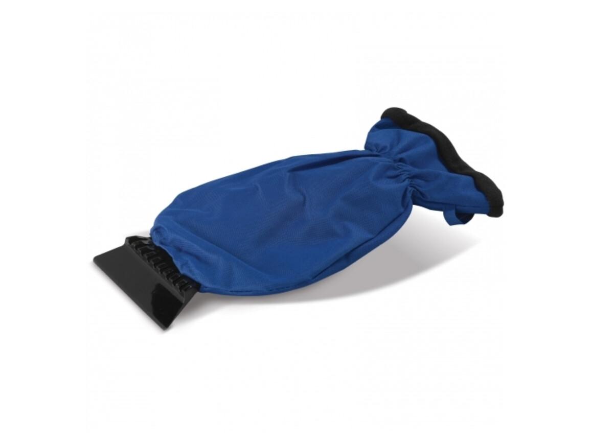 Eiskratzer mit Handschuh - Blau bedrucken, Art.-Nr. LT90794-N0011