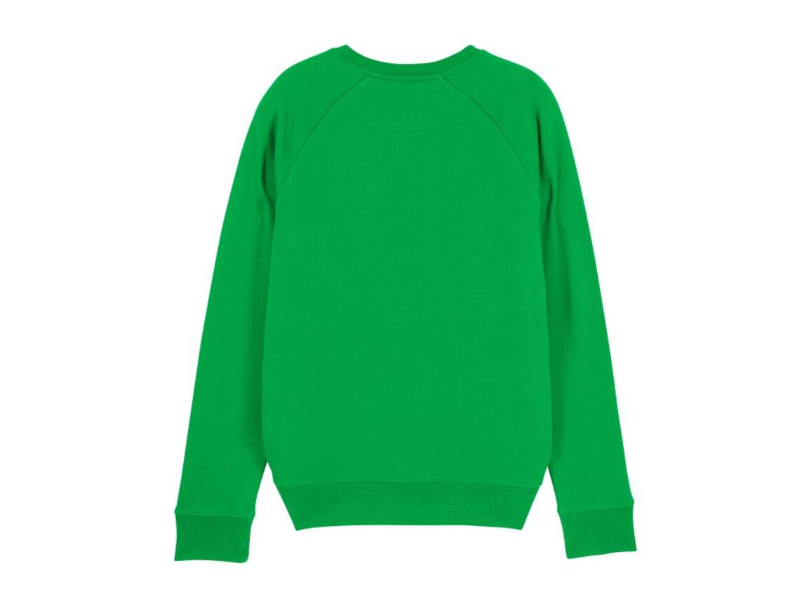Iconic Herren Rundhals-Sweatshirt - Fresh Green - S bedrucken, Art.-Nr. STSM567C0141S