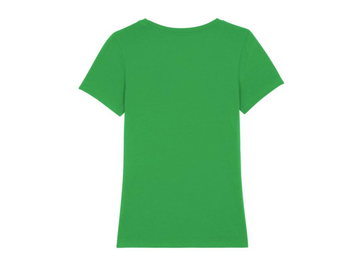 Iconic Damen anliegendes T-Shirt - Fresh Green - S bedrucken, Art.-Nr. STTW032C0141S