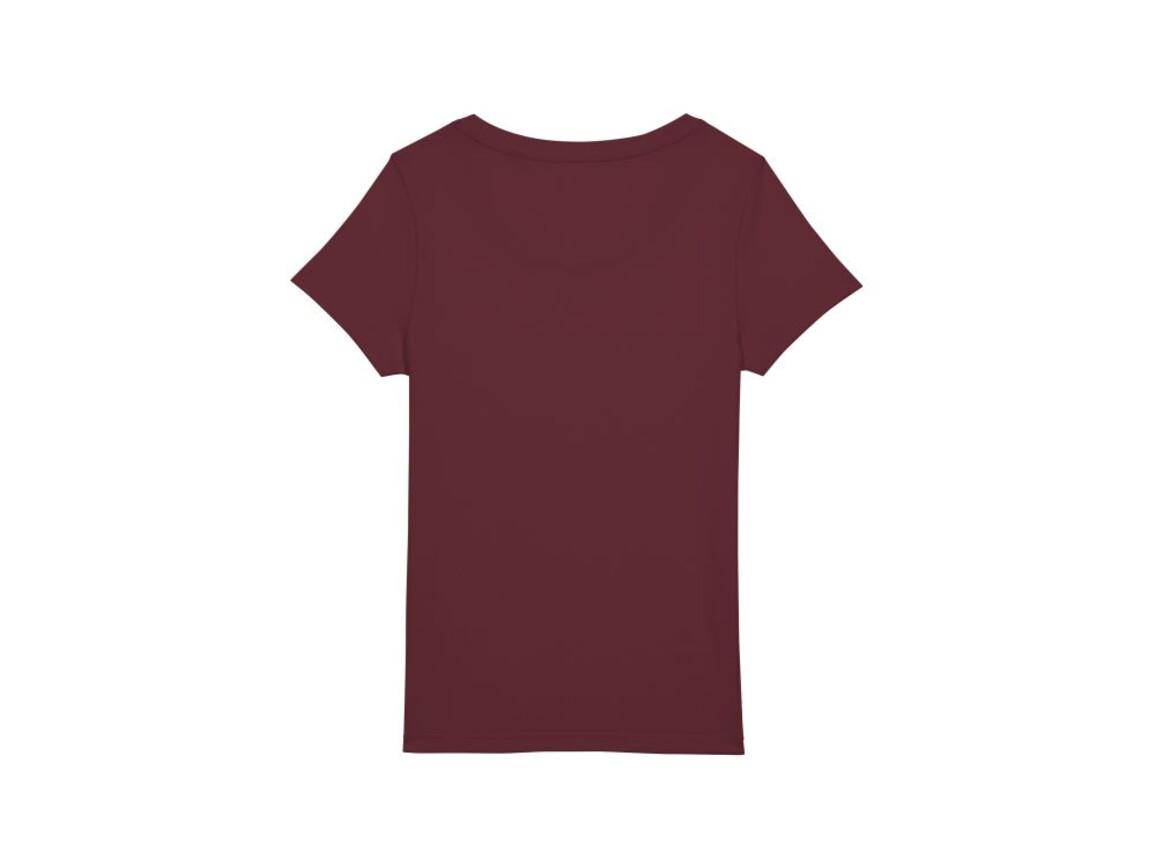 Essential Damen T-shirt - Burgundy - XXL bedrucken, Art.-Nr. STTW039C2442X
