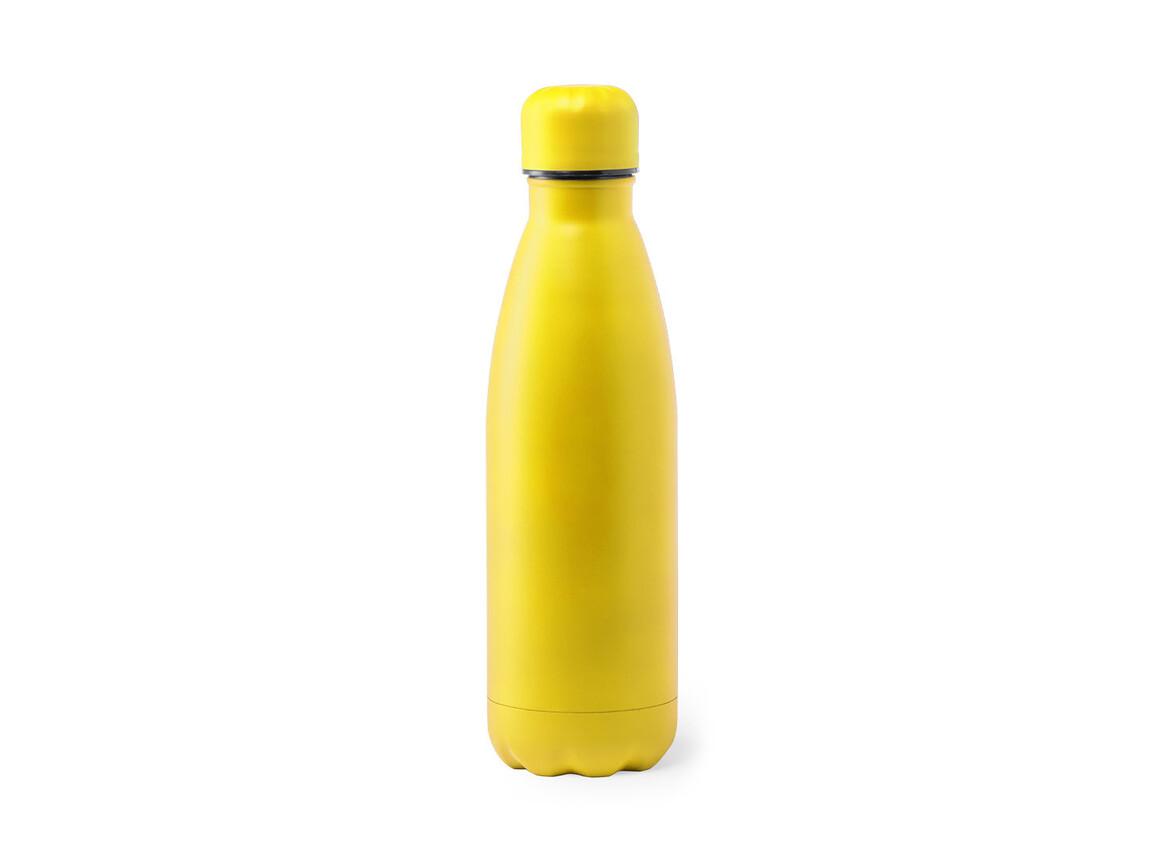 Rextan - Trinkflasche - YELLOW bedrucken, Art.-Nr. 6163AMAS/T