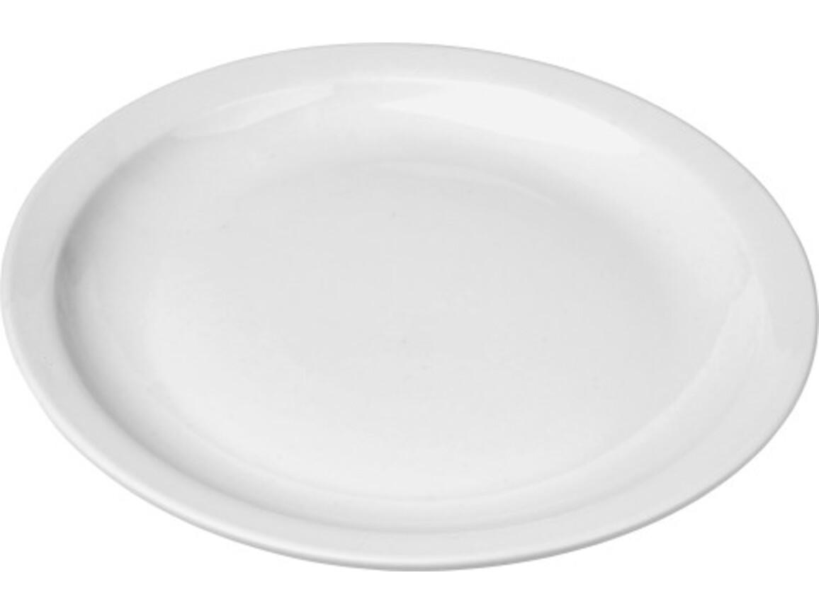 Porcelain plate with a diameter of 30 cm – Weiß bedrucken, Art.-Nr. 002999999_2909