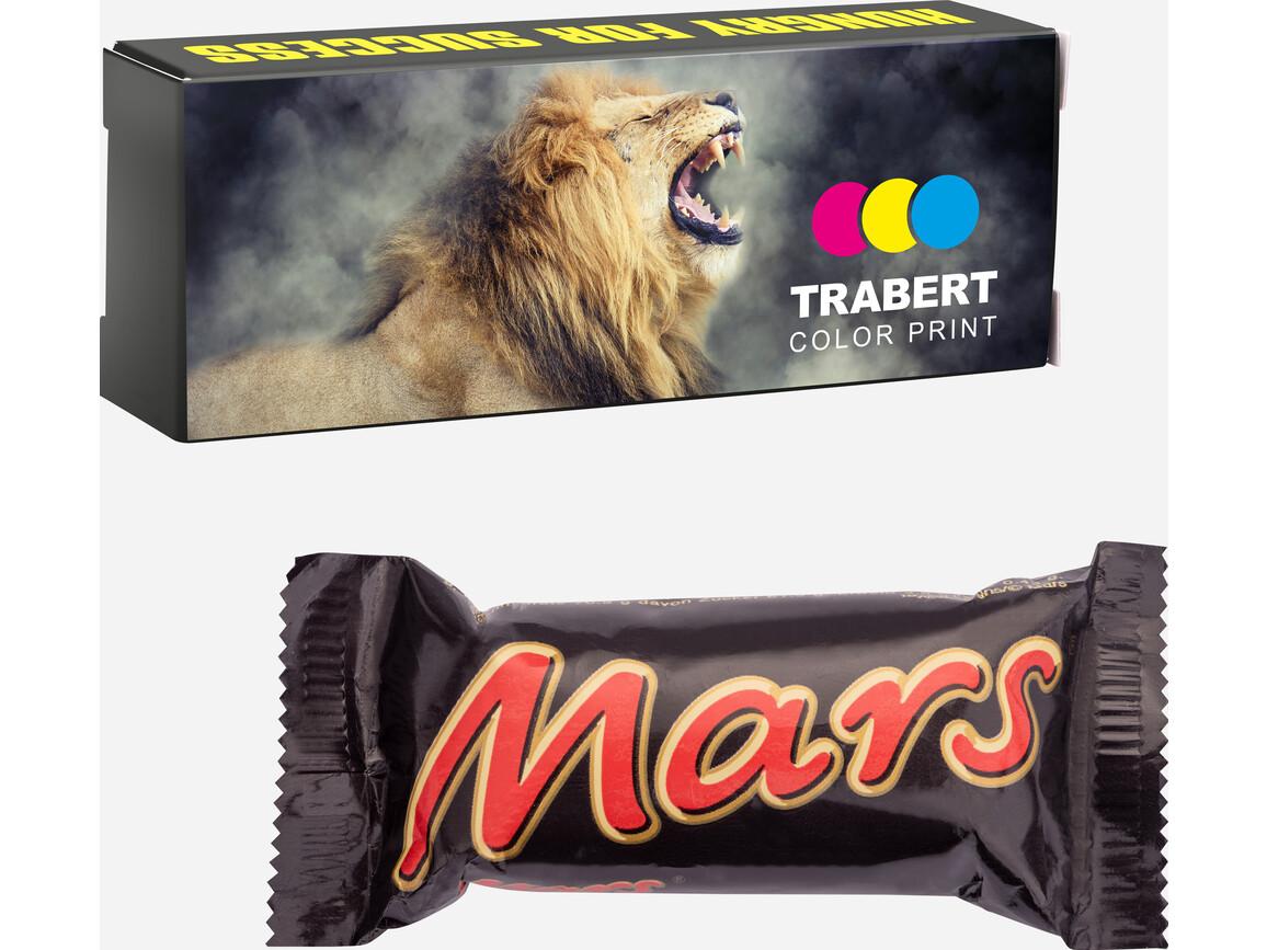 Sweet Box Mars Mini Schokoriegel bedrucken, Art.-Nr. 1132.00002