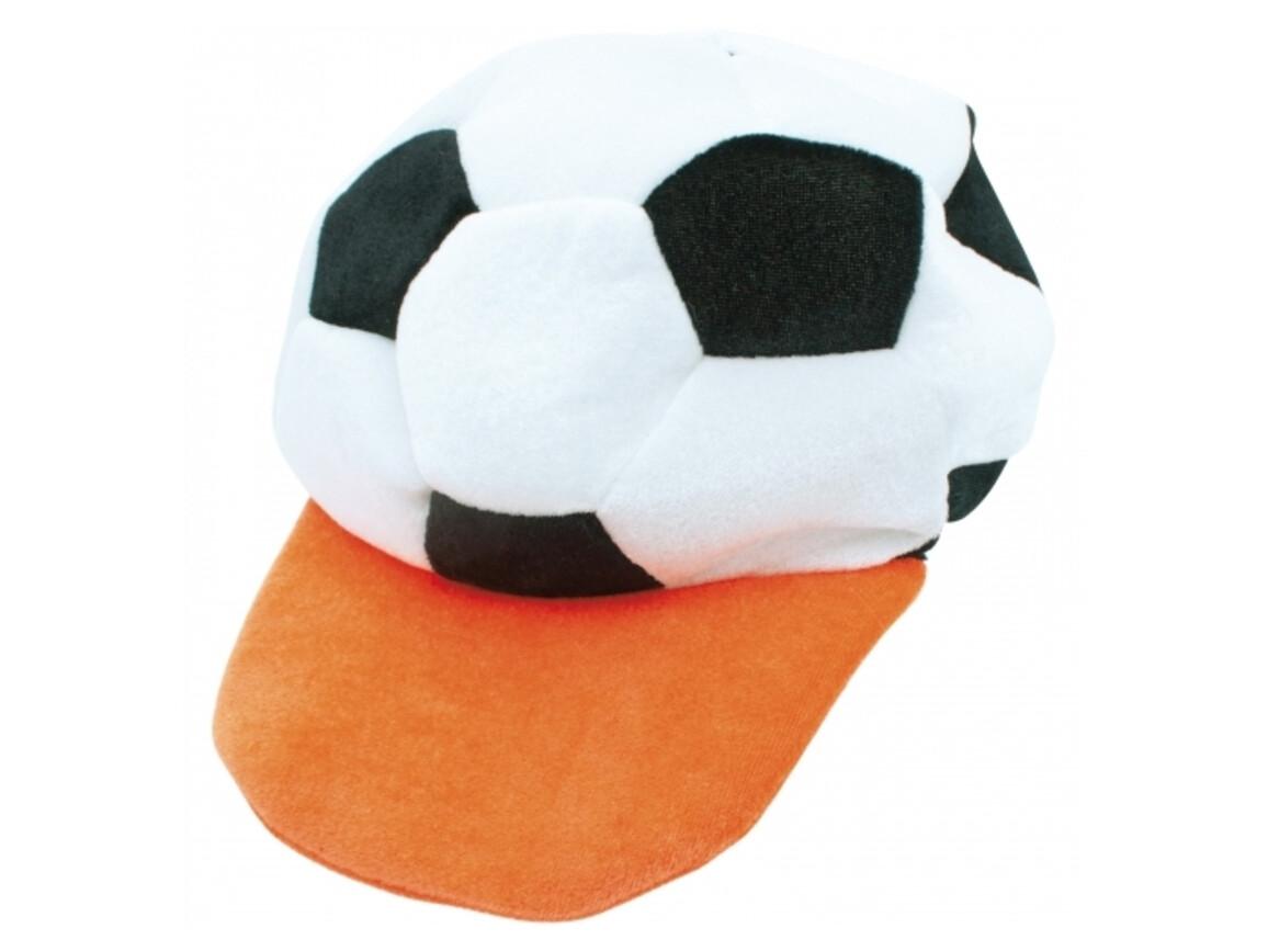 Fleece Cap - Orange bedrucken, Art.-Nr. LT16613-N0026