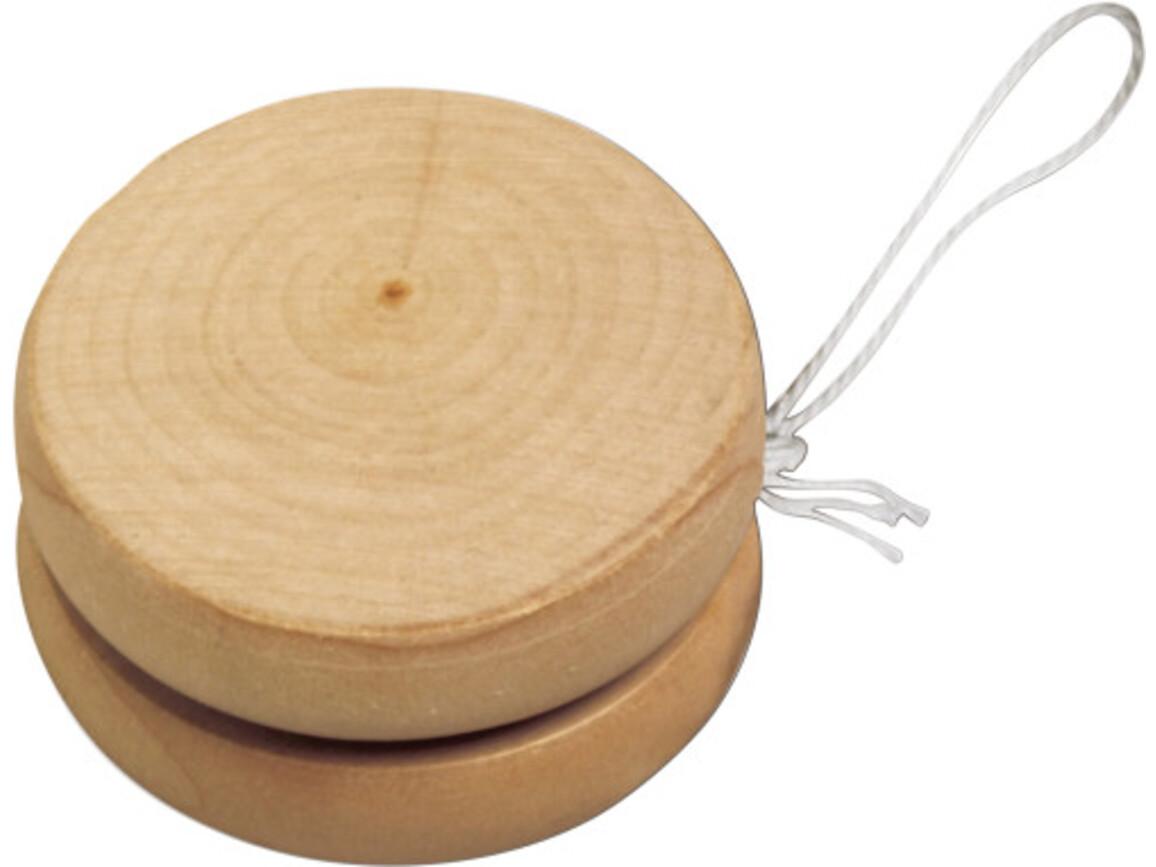 Jojo 'Bigo' aus Holz – Neutral bedrucken, Art.-Nr. 999999999_2555
