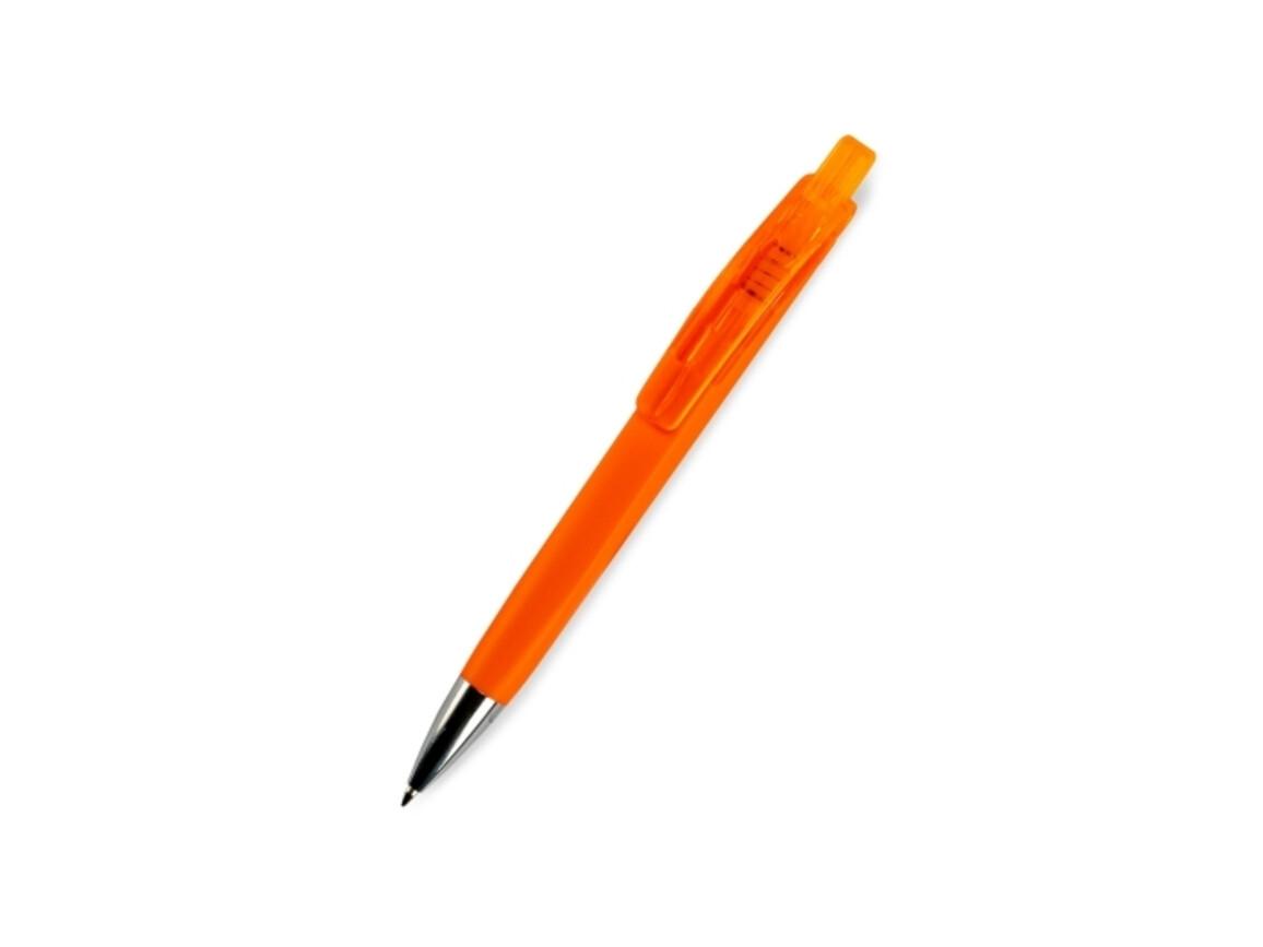 """Kugelschreiber Modell """"Riva Soft-Touch"""" - Orange bedrucken, Art.-Nr. LT80836-N0026"""