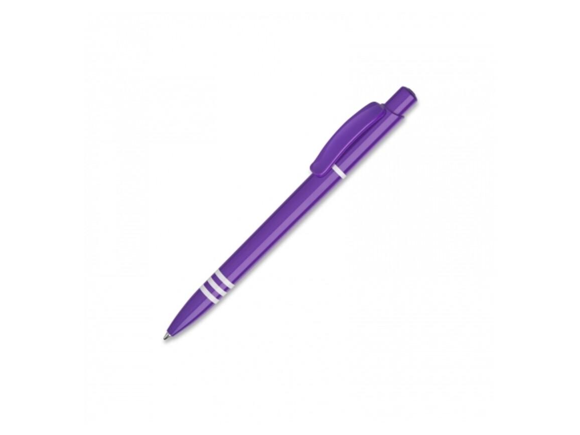 Kugelschreiber Tropic Colour hardcolour - Purple bedrucken, Art.-Nr. LT80919-N0072